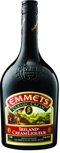 Emmets Irish Cream Liqueur 34@ 750ml